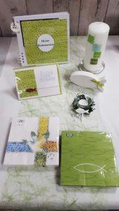 Kommunion grün