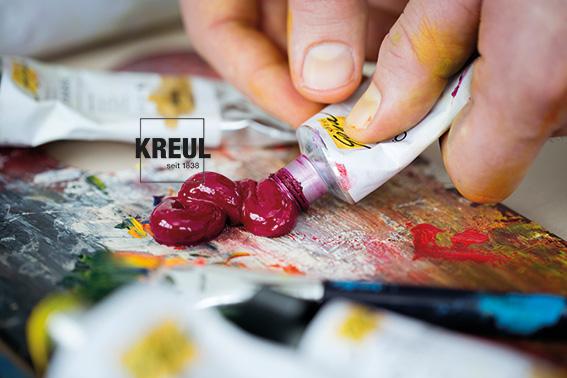 Künstler-Ölfarbe