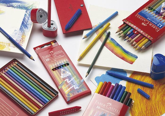 Coloured pencil Colour GRIP cardboard box of 12